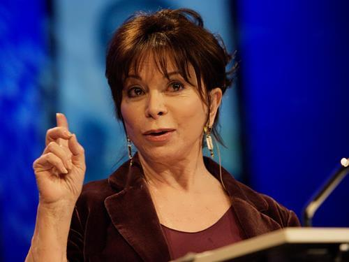 Popular Isabel Allende