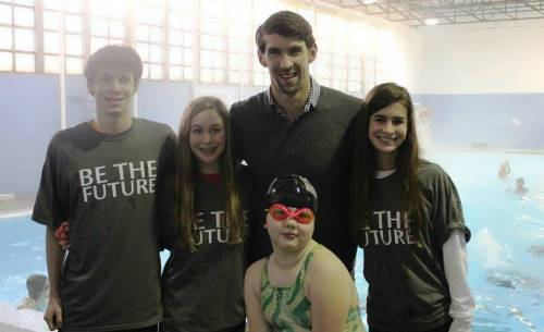 Popular Michael Phelps