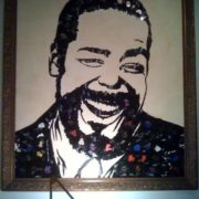 Portrait of Barry White