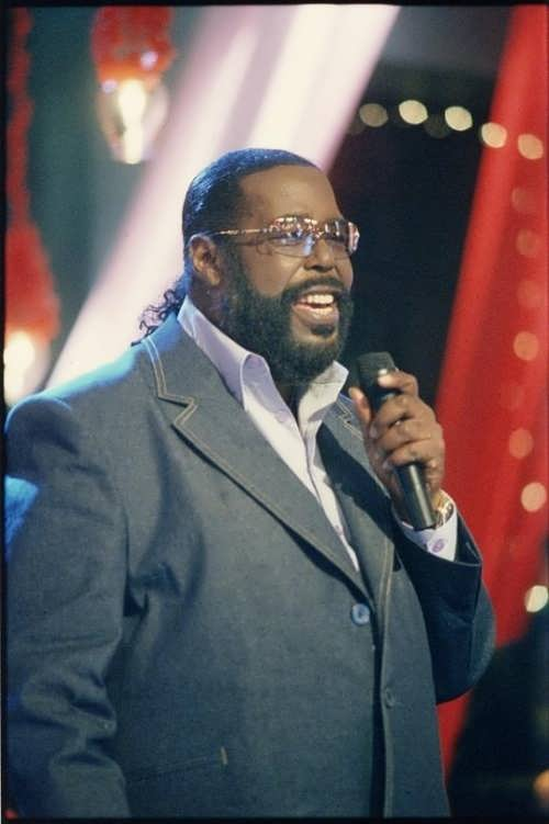 Prominent Barry White