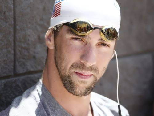 Renowned Michael Phelps