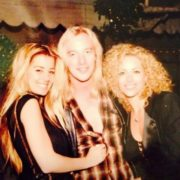 Rowanne Brewer and Jani Lane