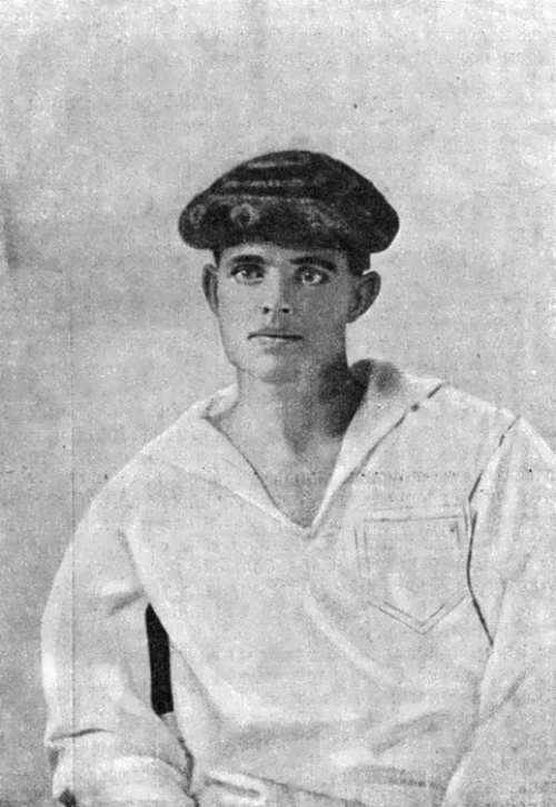 Sailor Jack London