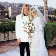 Wedding of Jani Lane