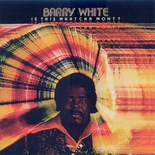 Well known Barry White
