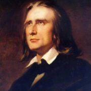 Wilhelm von Kaulbach. Franz Liszt, 1856