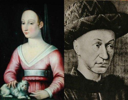 Agnes Sorel and Charles VII