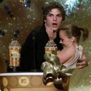 Ashton Kutcher and Christina Ricci