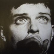 Attractive Ian Curtis