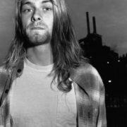 Attractive Kurt Cobain