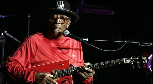 Awesome Bo Diddley