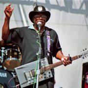 Bo Diddley in 1997
