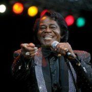 Celebrated James Brown