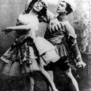 Celebrated Vaslav Nijinsky