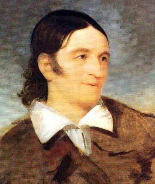 Davy Crockett - American frontiersman