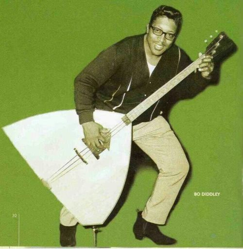 Famed Bo Diddley