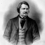 Famous Honore de Balzac