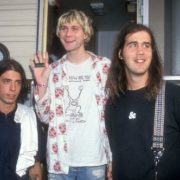Famous Kurt Cobain