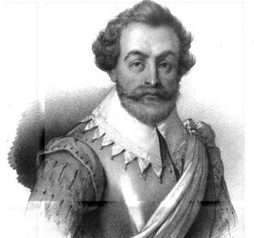 Francis Drake - English navigator