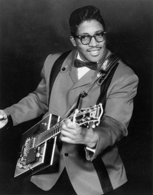 Gorgeous Bo Diddley