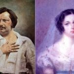 Honore de Balzac and Eveline Hanska