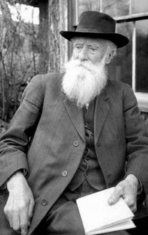 John Burroughs - one of America's most honored writers
