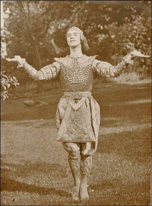 Known Vaslav Nijinsky