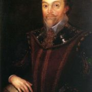 Marcus Gheeraerts. Sir Francis Drake, Buckland Abbey