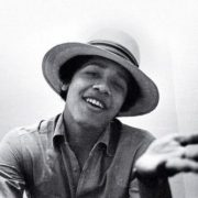Obama in his school years