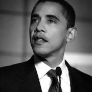 Obama - member of the U.S. Senate from Illinois