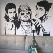 Picture on the wall - Nirvana