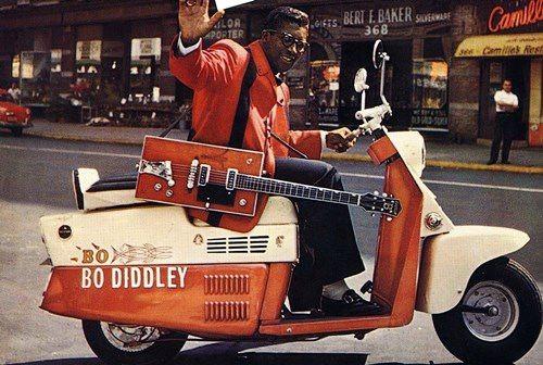 Popular Bo Diddley