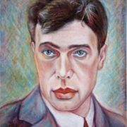 Portrait of Boris Pasternak