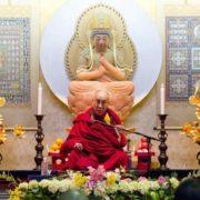 Religious leader of Tibet
