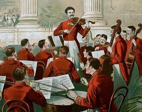 Renowned Johann Strauss Jr