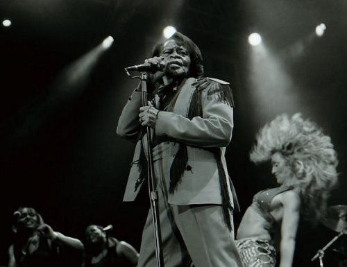 Respected James Brown