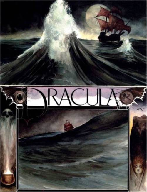 Story of Dracula