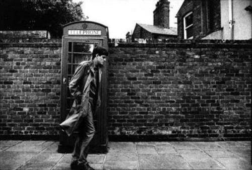 Talented Ian Curtis
