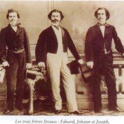 Three Strauss