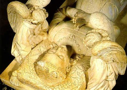 Tomb of Agnes Sorel