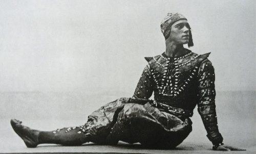 Vaslav Nijinsky – legendary ballet dancer