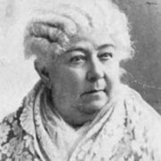 Well-known Elizabeth Cady Stanton