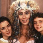 Winona, Cher and Christina