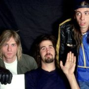 Wonderful Kurt Cobain and Nirvana