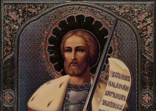 Alexander Nevsky - Russian leader