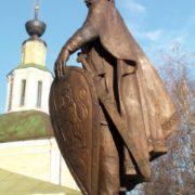 Famed Alexander Nevsky