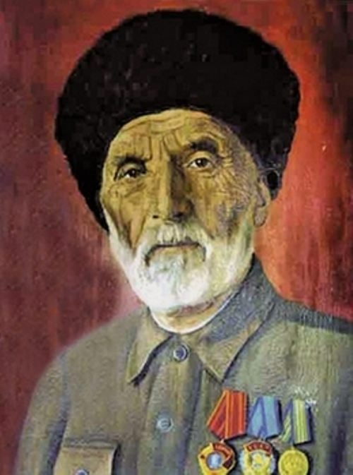 Gamzat Tsadasa - Poet of the mountains