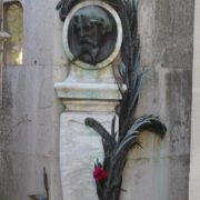 Grave of Alphonse Daudet