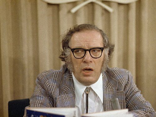 Interesting Isaac Asimov