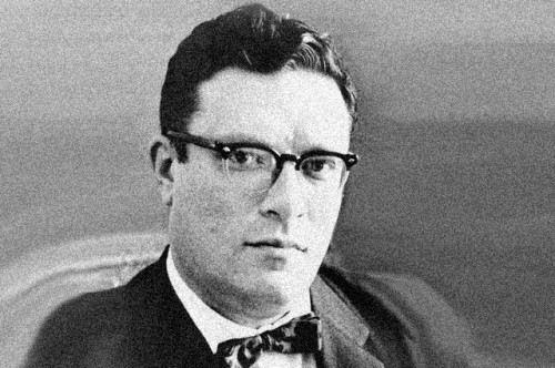 Isaac Asimov in 1965